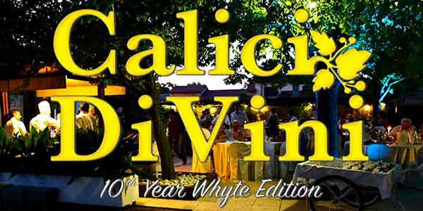 Calici DiVini 10th Year White Edition
